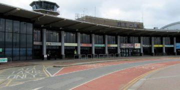 Chris Heaton / Terminal Building, Leeds Bradford International Airport