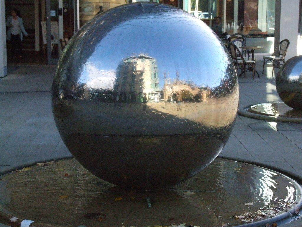 Image of Sheffield sculpture in Winter Gardens