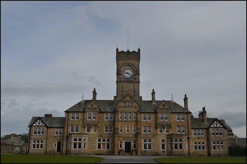 High Royds Hospital - West Riding Pauper Lunatic Asylum