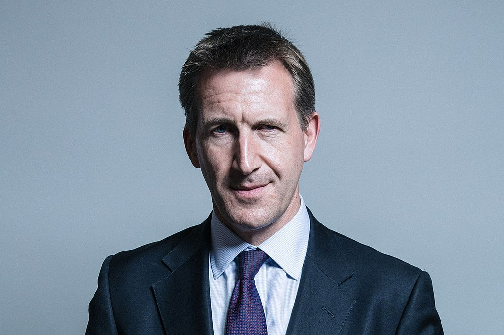 Dan Jarvis Levels Up