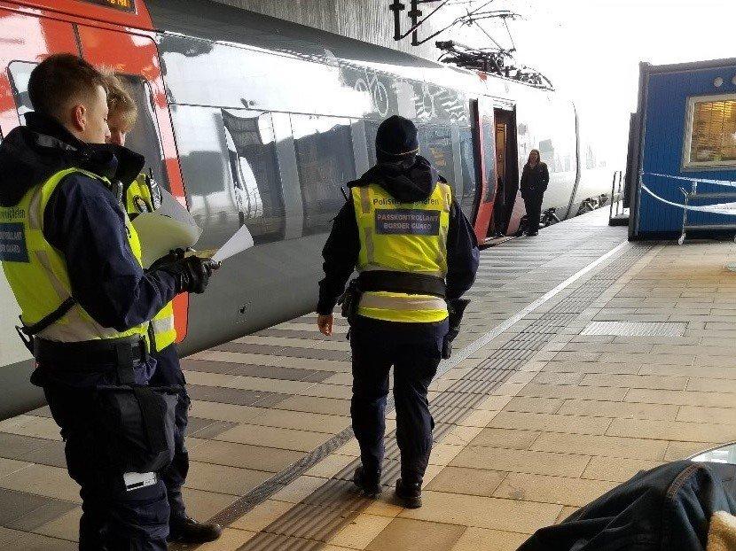 Deported from Sweden