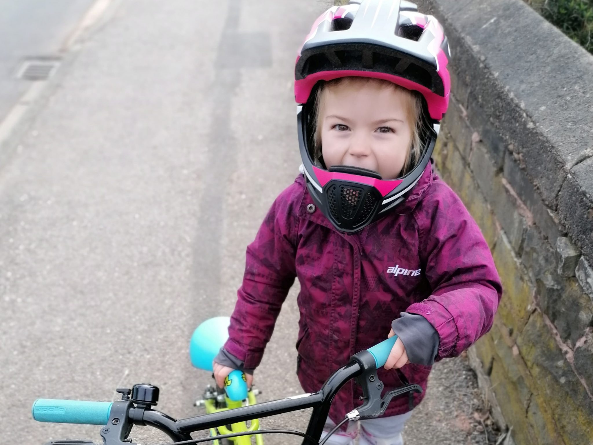 Four year old raises money for charity