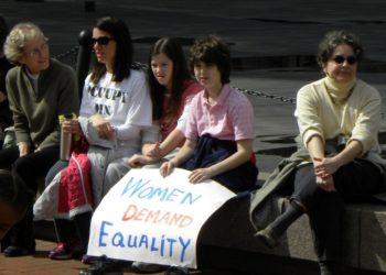 International Women's Day Women Demand Equality