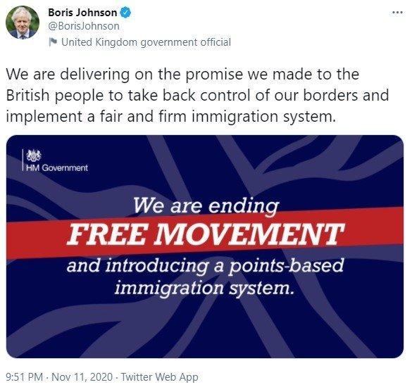 Johnson Freedom Movement