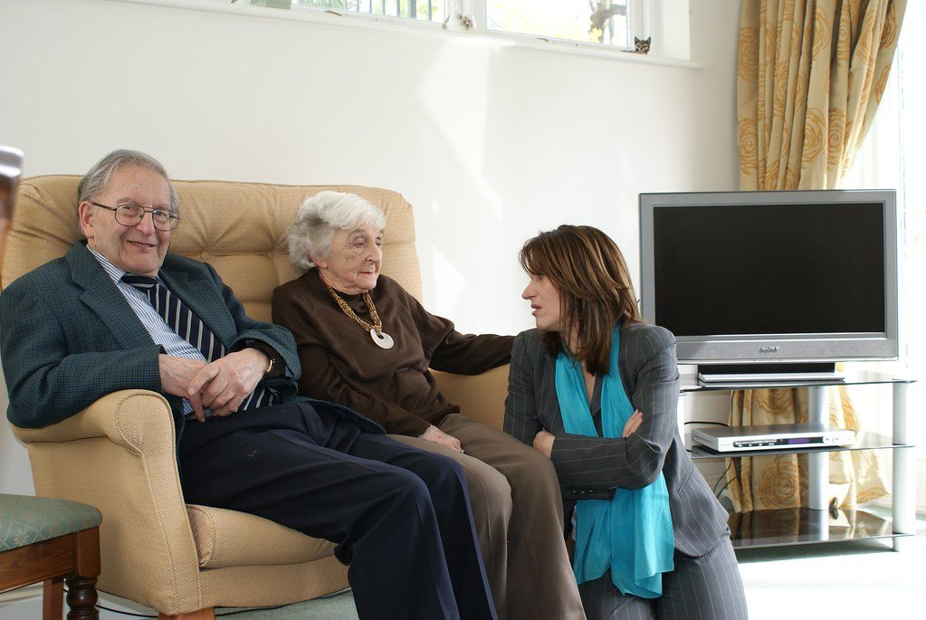 care home profiteering