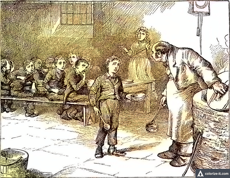 Johnson has turned Britain into Europe's Oliver Twist