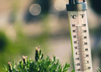 UK temperatures