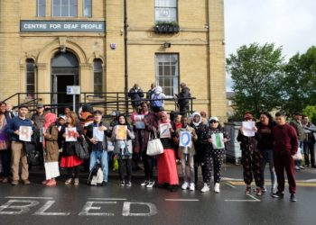 Bradford refugee support