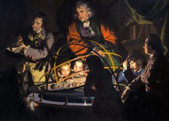 Joseph Wright of Derby, Public domain, via Wikimedia Commons