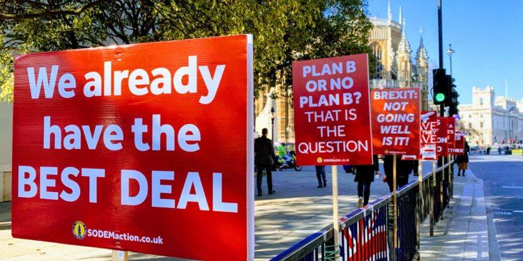 getting brexit undone